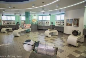 Музей Космонавтики (село Полковниково)