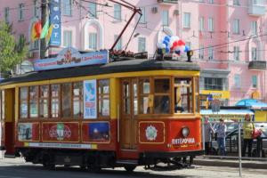 Экскурсия по г. Барнаулу на трамвае