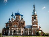 Казанский храм (Усть-Пристанский район)